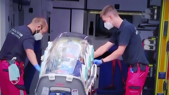 Навальный в Германии: Дальше русских врачей немцы продвинуться не смогли