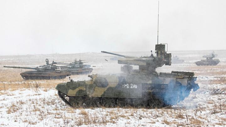 Россию от НАТО прикроют Терминаторы