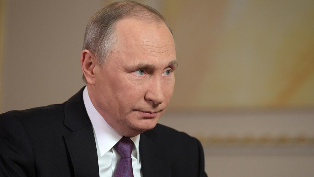 Интервью Путина ввергло глобалистов в истерику
