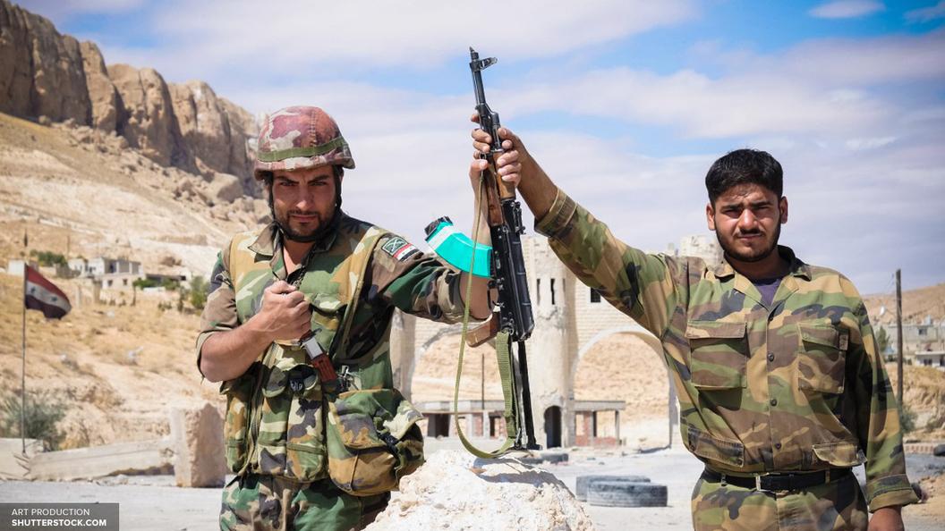 Сирийская армия ликвидировала 60 террористов ИГИЛ