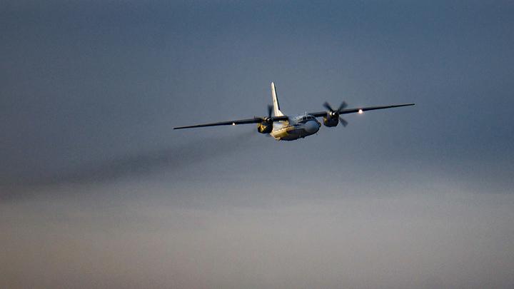 В Томской области пропал с радаров самолёт с 13 пассажирами на борту