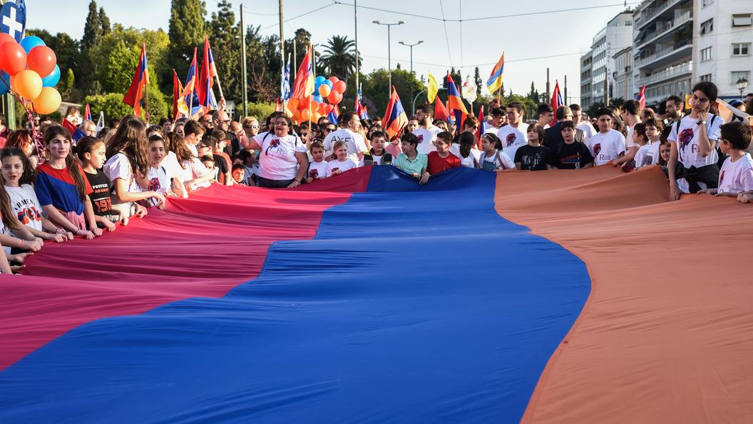 И.о. первого вице-премьера Армении отбыл в столицу России
