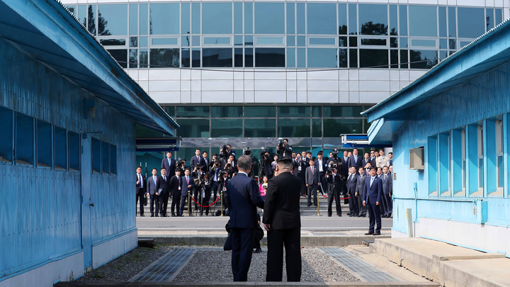 Маршалу Киму лишнего полчаса для братского южного народа не жалко