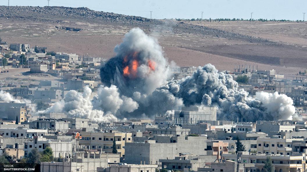 Минобороны: Вместе с аль-Багдади авиаудар ВКС накрыл еще около 330 главарей и боевиков ИГИЛ