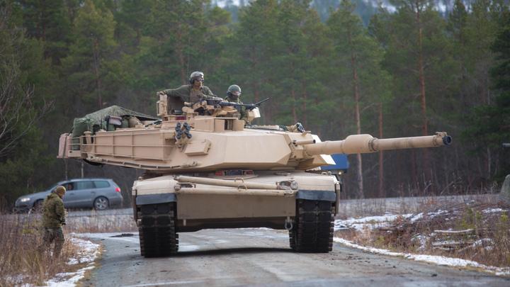 Не заметили танк: На учениях НАТО травмировались четверо шведских военных