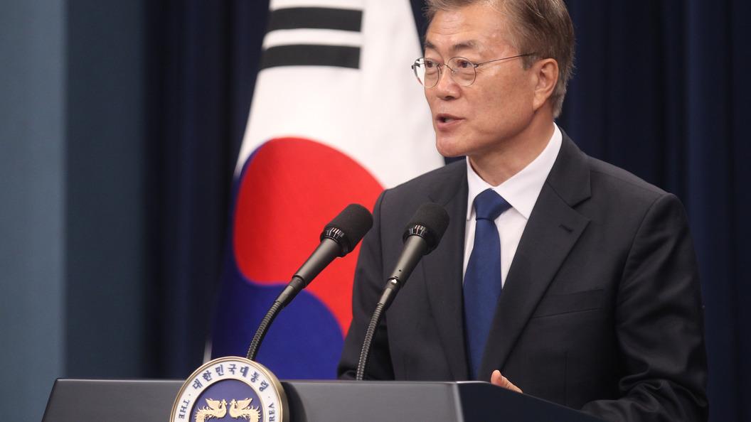 Южнокорейский лидер: Предотвратим войну любой ценой