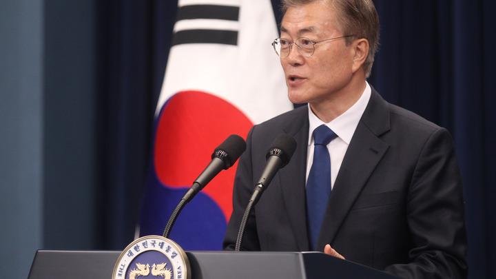 Президент Южной Кореи встретится с Владимиром Путиным в России