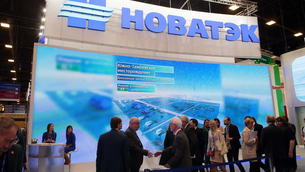 «Новатэк» установил вИндию первую партию газа спроекта «Ямал СПГ»