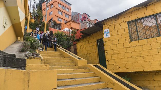 Колумбийская экономика показала рецессию в 2017 году