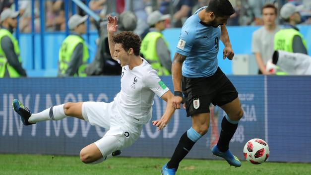Суарес отказался признать превосходство сборной Франции