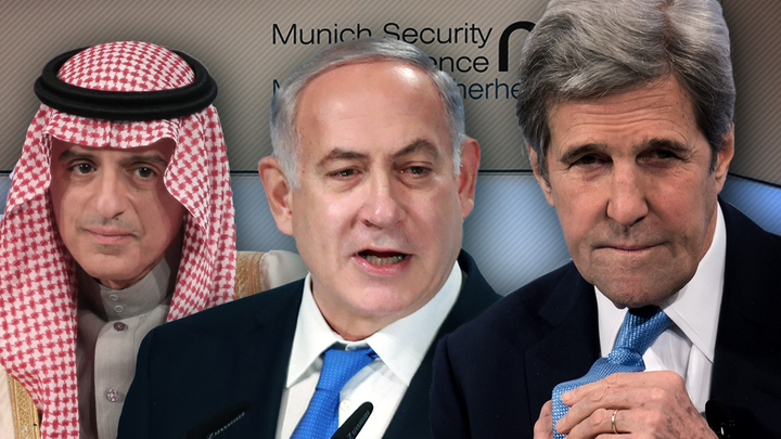 Мюнхенский сговор США, саудитов и Израиля против Ирана