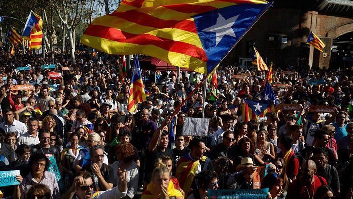 Мадрид изгоняет из Каталонии демонов независимости
