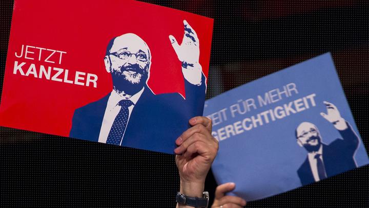 Немецкий Керенский готов бросить вызов Ангеле Меркель