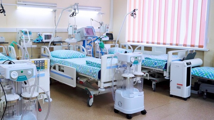 Из ковид-госпиталей Ивановской области за сутки выписали 421 пациента