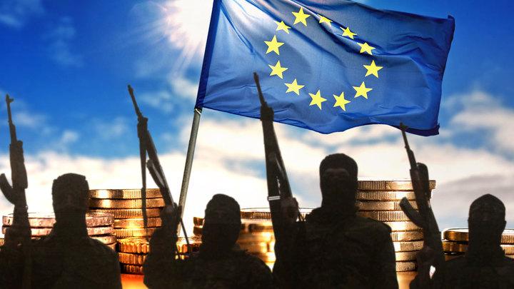 Европа выделит шесть миллиардов за нападения на Россию в Сирии