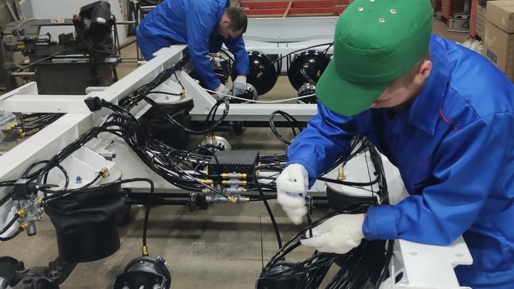 Промышленное производство в Нижегородской области выросло почти на 15%