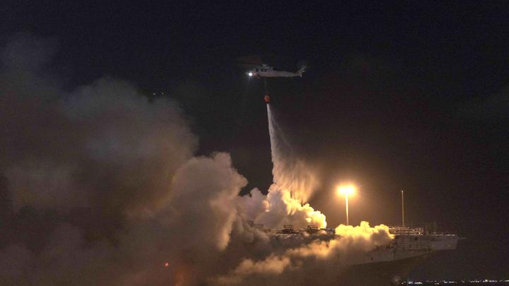 Турция и Сирия обвинили друг друга в ракетных ударах по нефтяным объектам