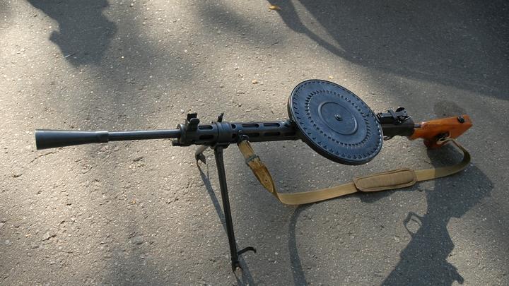 Советский пулемет оказался смертельным оружием для современного американского броневика