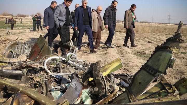 Руководитель  МИД Пристайко срочно летит вЛондон поделу сбитого Boeing-737