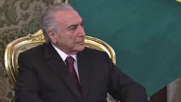 Президент Бразилии отменил поездку на саммит G20
