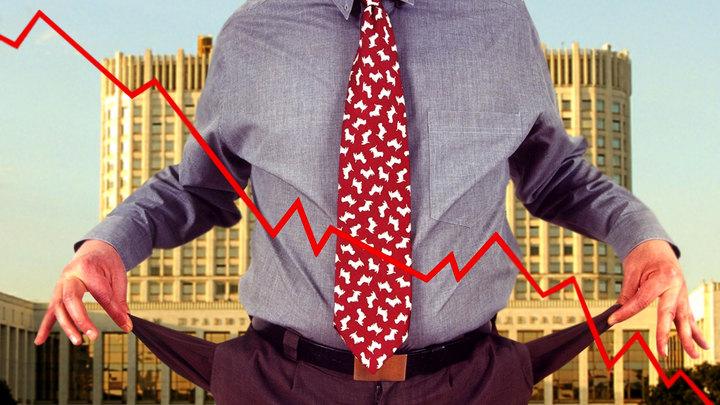 Юрий Пронько: Черная дыра банкротств накрыла экономику России