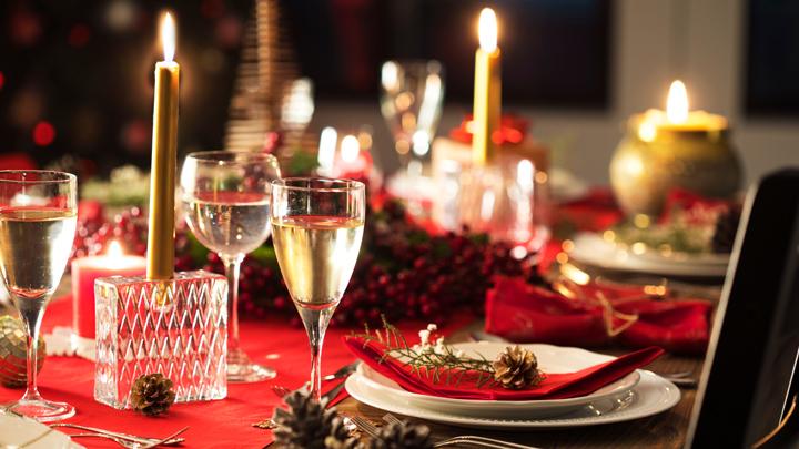 Праздники не за горами! Рождественские столы Америки и Европы