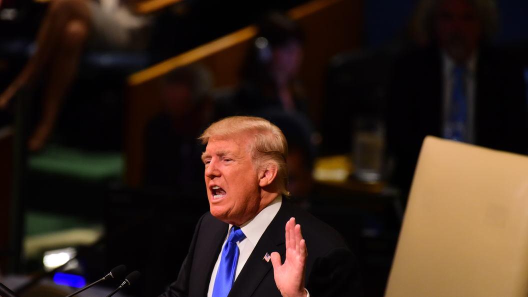 Палестинцы очень хотят вернуться кмирным переговорам— Трамп