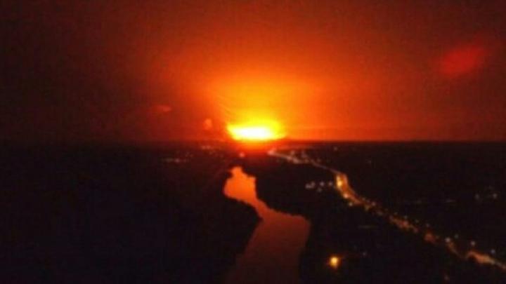 Украинский прокурор оправдал диверсантов за поджог военного склада под Винницей