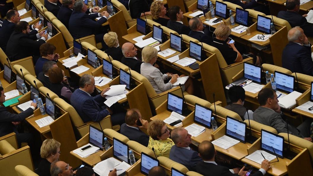 Кситуации с русским школьником, выступившим вбундестаге, подключилась Государственная дума