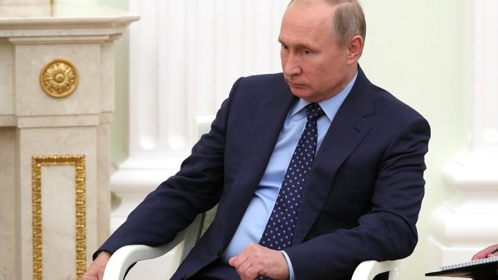 Перейду на немецкий, чтобы вы поняли: Путину пришлось учить австрийского журналиста азам интервью