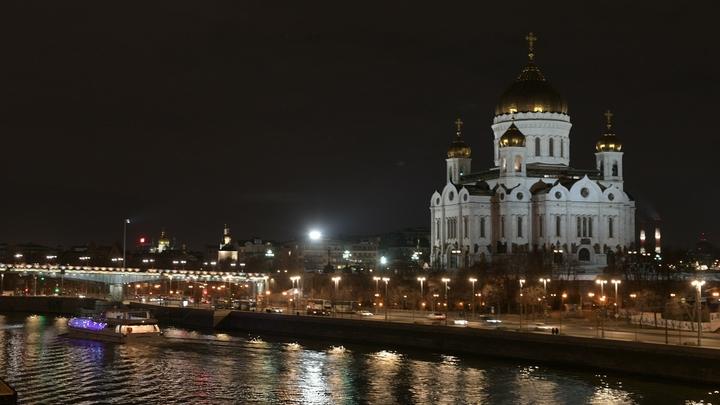 В московских храмах и монастырях богослужения Страстной седмицы и Пасхи пройдут без прихожан