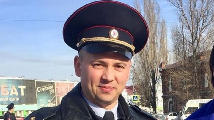 Задержан начальник ГИБДД Новочеркасска