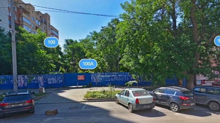 В Ростове почти на полгода ограничат движение на ул. Горького