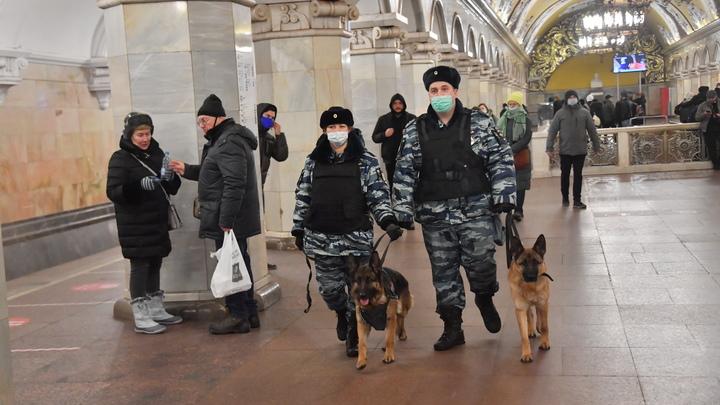 Проезд в московском метро будет дороже в 100 раз. Без маски
