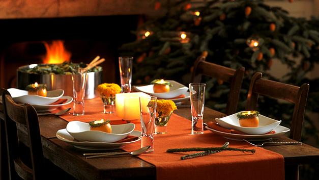 Постный вкусный Новый год: Накрываем стол с удовольствием, празднуем – с пользой!
