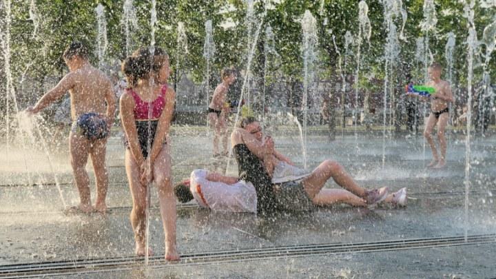 5 июля в Кемерове и Междуреченске побиты температурные рекорды