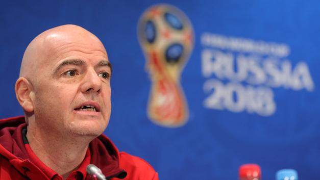 «Спасибо России, русским людям, Путину!» - ФИФА назвала ЧМ-2018 лучшим в истории