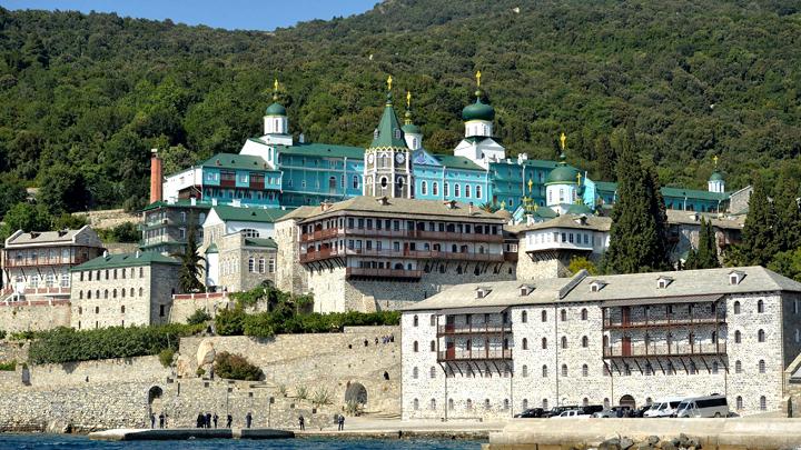 Пожар на Афоне:Объявлен сбор средств на восстановление русскогоПантелеимонова монастыря