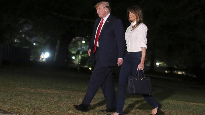 «Саботаж и трусость»: Меланья Трамп набросилась на автора статьи о Белом доме с обвинениями