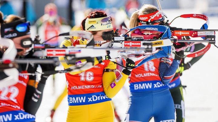 Как Украина «подобрала» трех российских биатлонисток