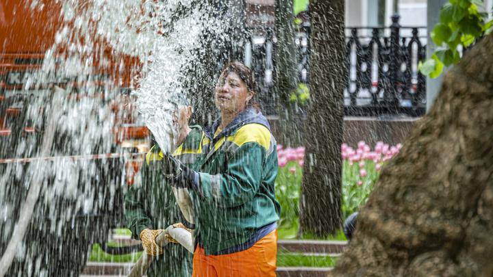 Нижегородцы недовольны состоянием сквера имени Грабина в Московском районе