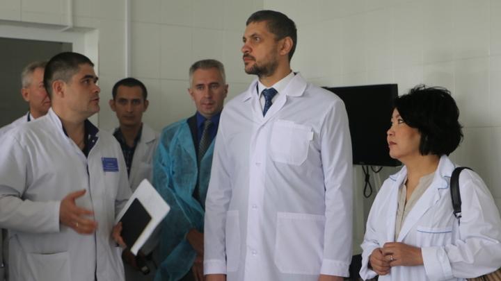 Александр Осипов: Праздник медиков снова встречаем в разгар эпидемии