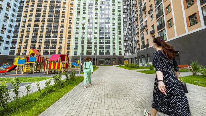 Путин заявил, что у России впервые появился шанс решить жилищный вопрос. Но есть одна проблема