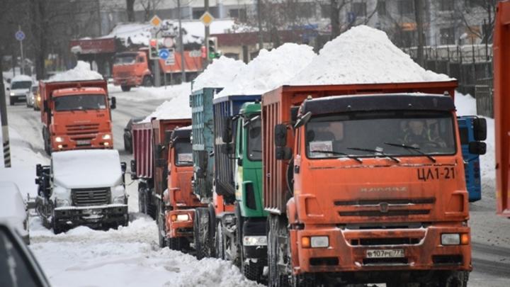 Закупка 70 единиц дорожной техники отменена в Нижнем Новгороде