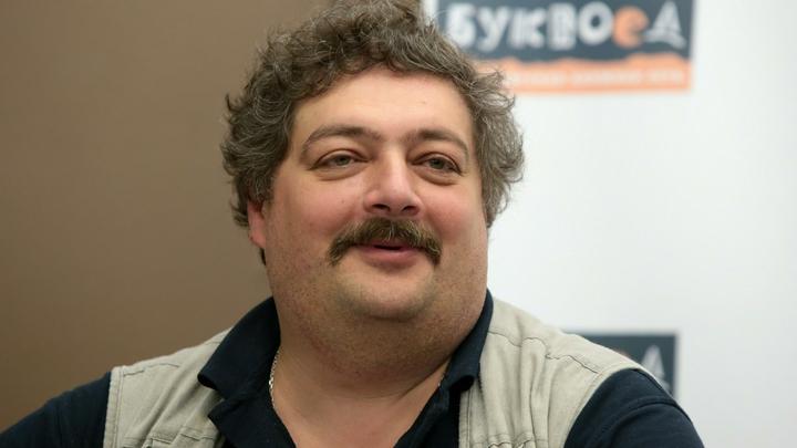 Эпичный клоун: Блогер, которую Быков посылал на паперть, бросила ему ответку