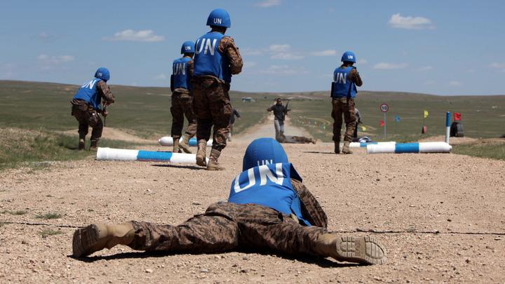 Генштаб ВСУ: Подготовка к вводу миротворцев ООН в Донбасс на Украине уже началась