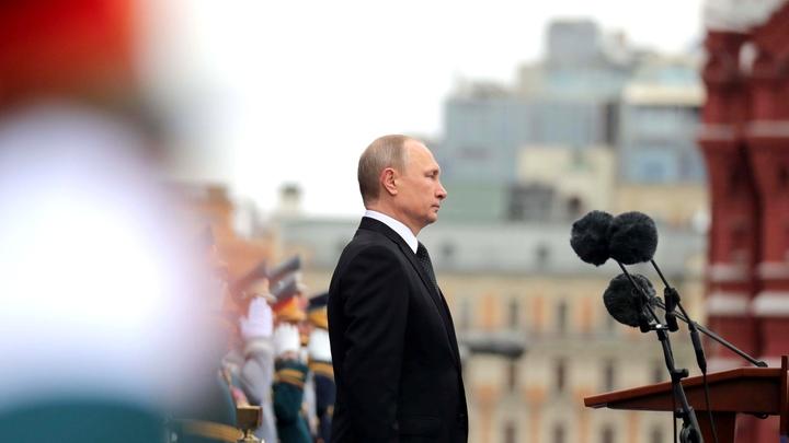«Россия – за мир!»: Владимир Путин обратился к народу на параде Победы