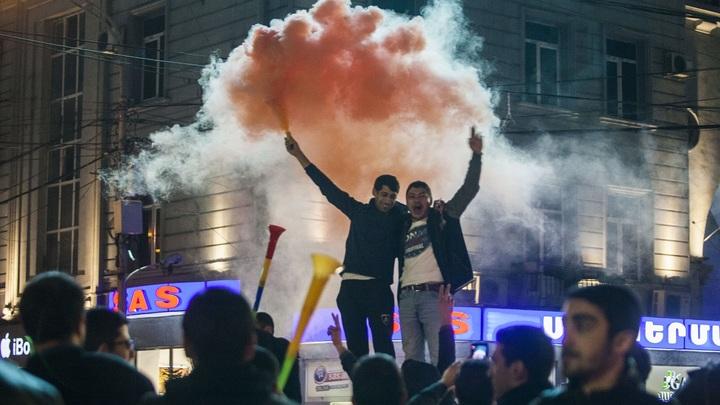 Охлократия пока торжествует в Армении