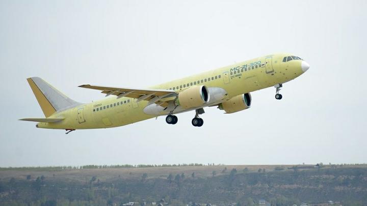 """""""Могут быть проблемы"""" - гендиректор Ростеха об экспорте самолетов МС-21 на развивающиеся рынки"""