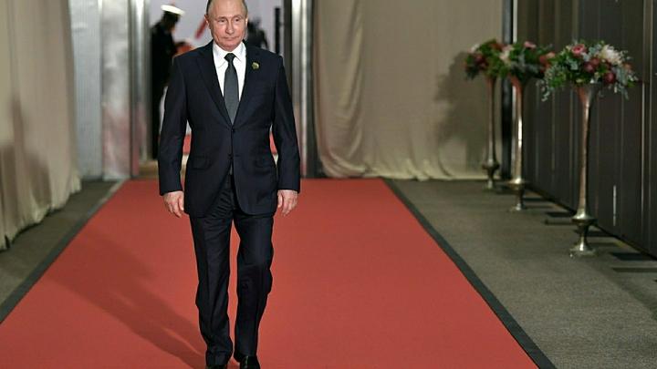 «Жесткое соперничество растет»: Путин рассказал о новом уровне космической промышленности